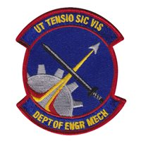 USAFA Department of Engineering Mechanics Patches