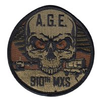 Youngstown-Warren ARS Custom Patches