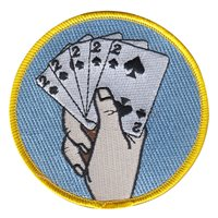 USAFA CS-02 Patches