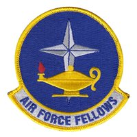 Air Force Fellows Custom Patches