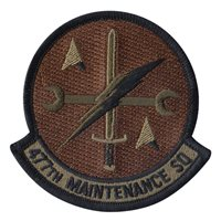 477 MXS Patches
