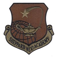 Sheppard NCO Academy Patches