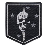 1 Marine Raider BN Custom Patches