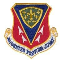 366th Fighter Wing (366 FW) Custom Patches