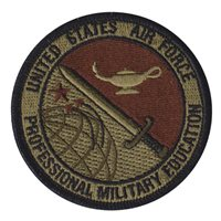 USAF PME Custom Patches