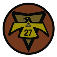 USAFA CS-27 Patches