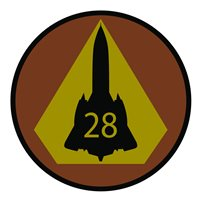USAFA CS-28 Custom Patches