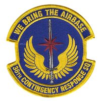 36 CRS Patches