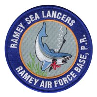 Ramey AFB Custom Patches