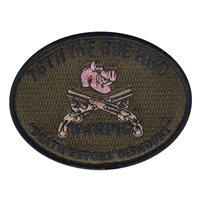 76 INF BDE HHC Custom Patches