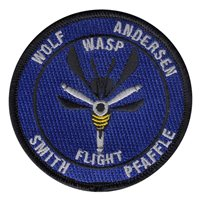 WASP Custom Patches