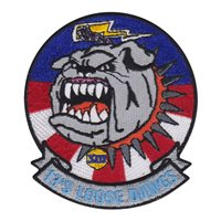 USAFA CS-13 Custom Patches