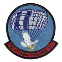 98th Flying Training Squadron (98 FTS) Custom Patches