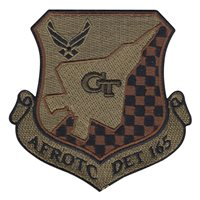 AFROTC Det 165 Georgia Institute of Technology Custom Patches