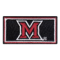 AFROTC DET 640 Miami University Custom Patches