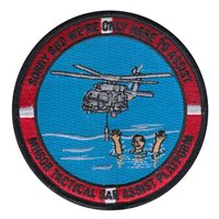 HSM-46 Custom Patches