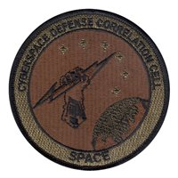 CDCC Space Custom Patches