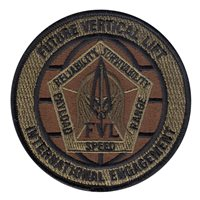 Future Vertical Lift Custom Patches