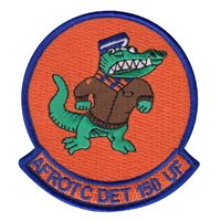 AFROTC Det 150 University of Florida Custom Patches