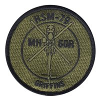 HSM-79 Custom Patches