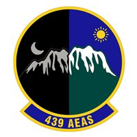 439 AEAS Custom Patches