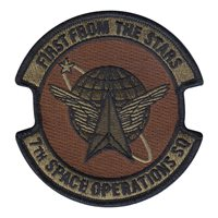 7 SOPS Custom Patches