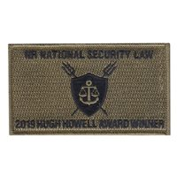Navy Reserve National Security Law NWU Type III Patches