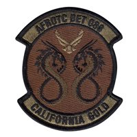 AFROTC Det 088 California State University Custom Patches