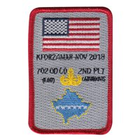 702 EOD Custom Patches
