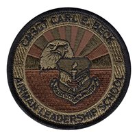 CMSgt Beck Airman Leadership School Custom patches