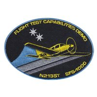 NX Aviation SFS-1000 Flight Test Capabilities Demo Patches