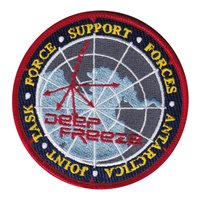 JTF-SFA  Custom Patches