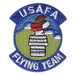 USAFA Flying Team Mini Patch