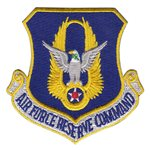 Air Force Reserve Command (AFRC) Custom Patches