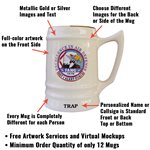 Design Your Squadron Beer and Coffee Mugs