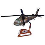 UH-60 Blackhawk Wooden Model