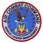 HQ ACC Staff Patches