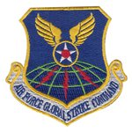 AFGSC Patches