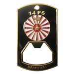 14 FS Bottle Opener