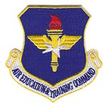 AETC Patches
