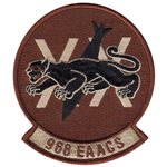 968 EAACS Desert Patch