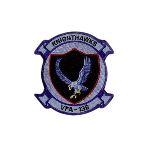 VFA-136 F/A-18E/F Super Hornet Custom Airplane Tail Flash