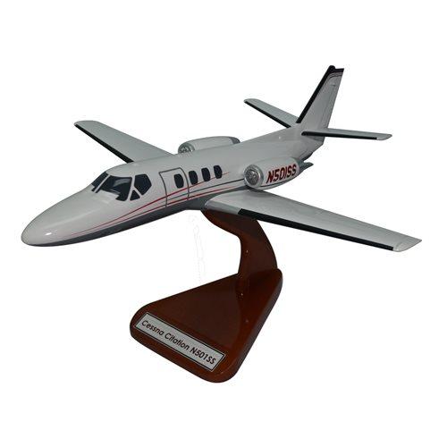 Cessna Citation 500 Custom Aircraft Model