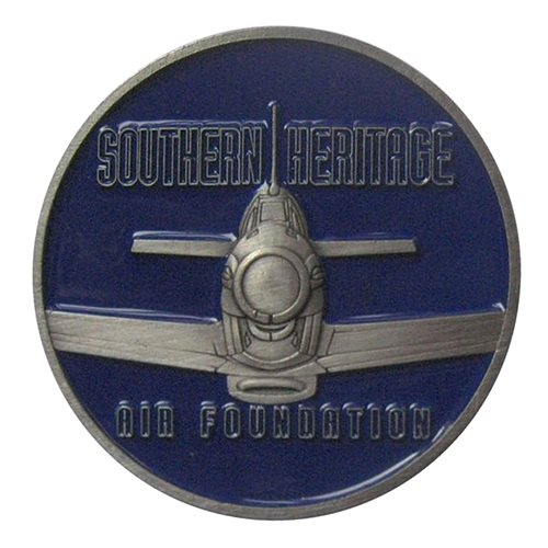 P-51 Charlottes Chariot Coin