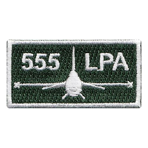 555 FS LPA Pencil Patch
