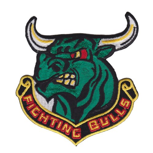 469 FTS Fighting Bulls Patch