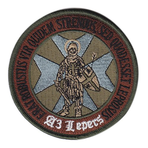 AFCENT/A3 Leper Patch