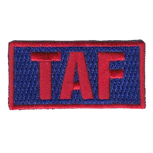 4 AS TAF Pencil Patch