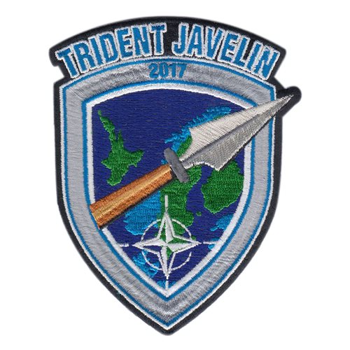 NATO Trident Javelin 2017 Patch
