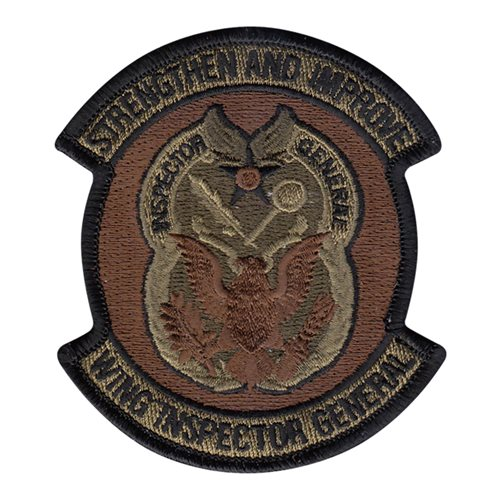 USAF Wing Inspector General OCP Patch